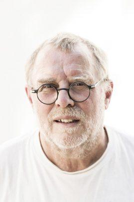 "Jan Thau ""Ralf Siebenborn"" Auszug Serie Bildhauerporträts 2015"